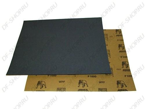 Набор наждачной бумаги, 10 шт - зернистость p2000
